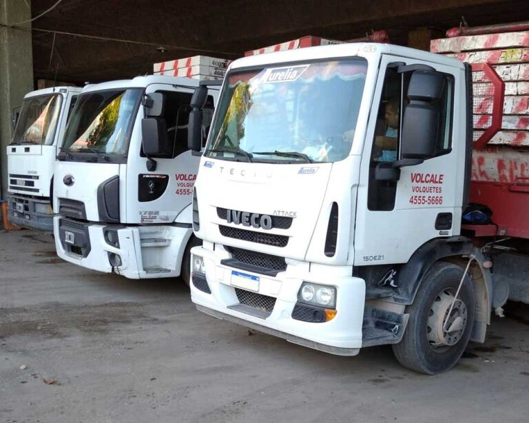 camion 2 Volcale Volquetes